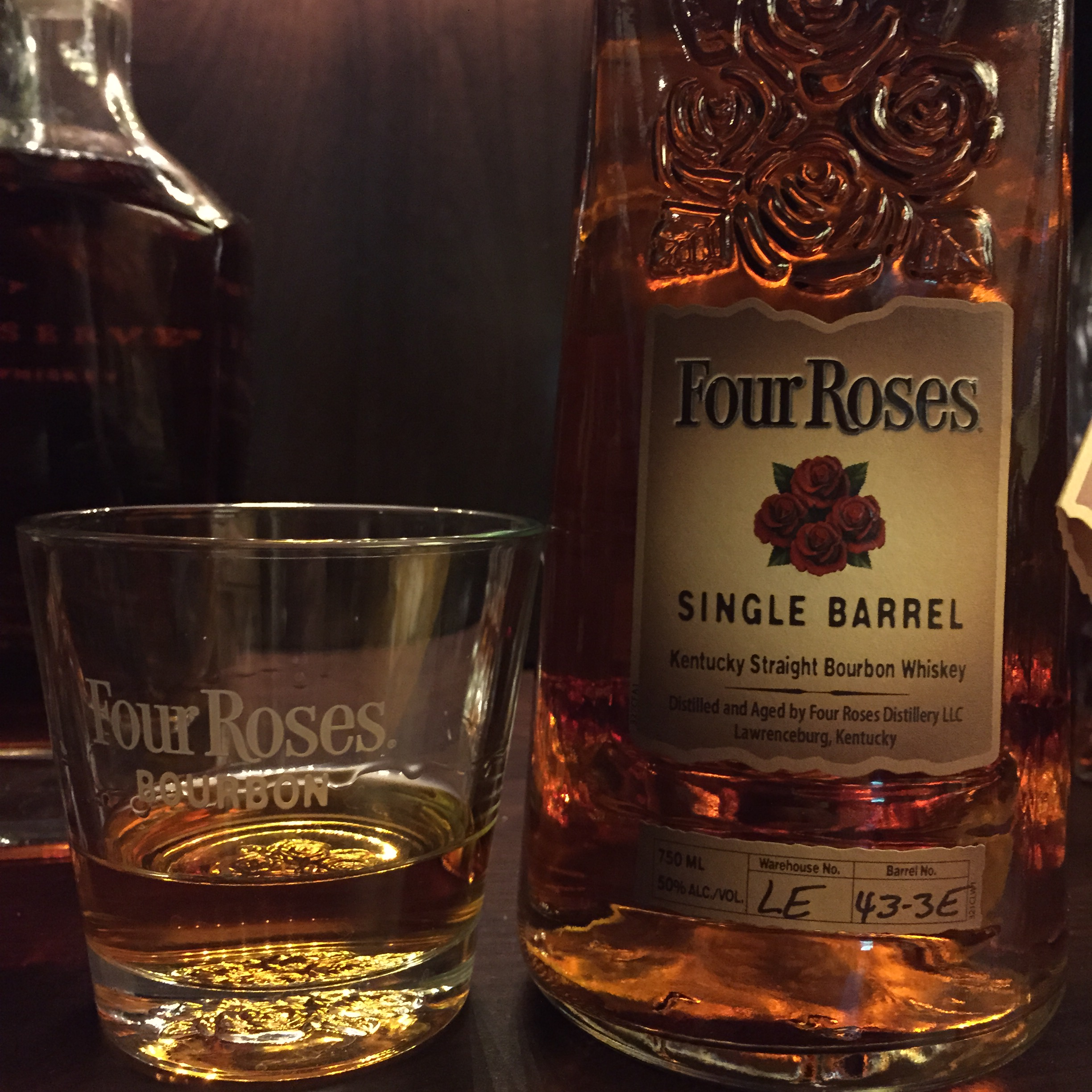 Review: Four Roses Single Barrel